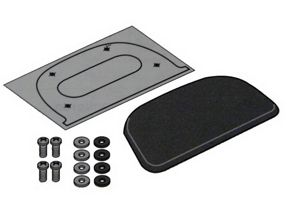 BMW Motorcycle Back Cushion for Top Case (33 liter) R1150RT