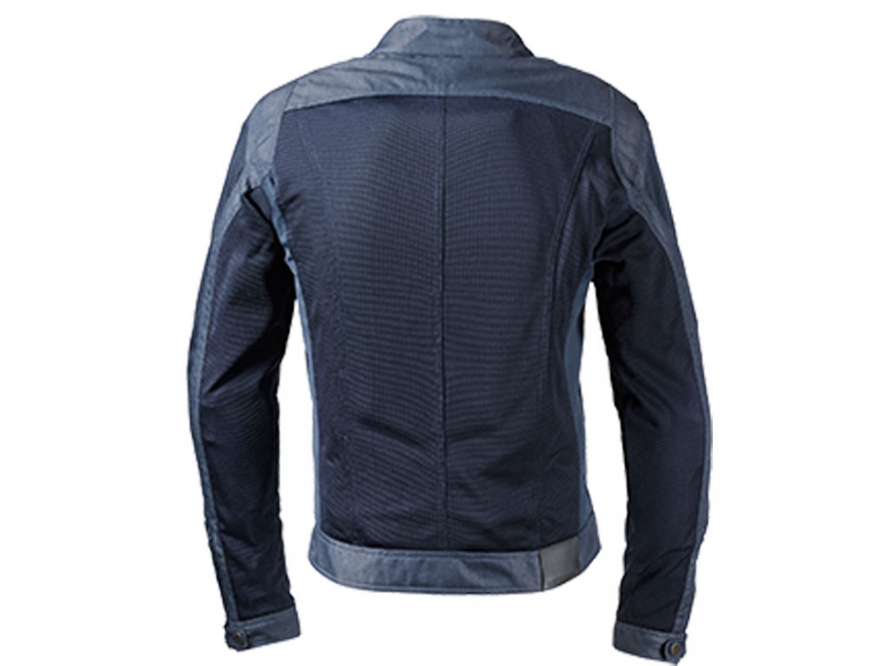 bmw venting motorcycle jacket lady (blue) | online sale | 76 14 8
