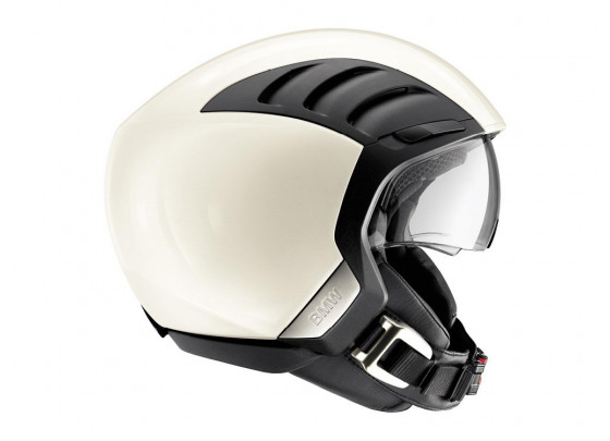 BMW Airflow 2 Jet Helmet (light white)
