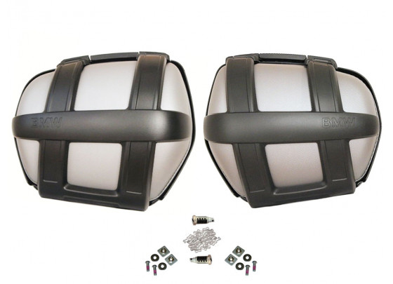 BMW Motorcycle Pannier Set Sport R1200S (codeable)