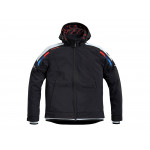 BMW Softshell Jacket Motorsport Unisex (black / white / red / blue)