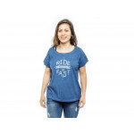 BMW T-Shirt Ride Fast Women (dark blue)
