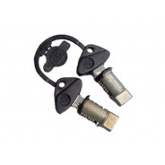 BMW Key Lock Set for Vario Pannier G650GS / F650GS / Dakar (R13)