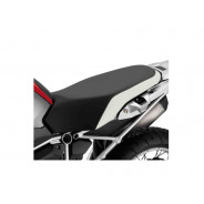 BMW Lower Rallye Seat black / white R 1200 GS K50 (2017), R 1200 GS Adventure K51 (2014-2016)
