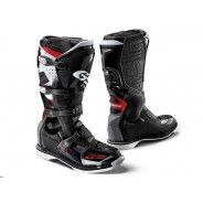 BMW Rallye GS Pro Motorcycle Boots Unisex (black/white/red)