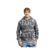 BMW Bolt Sweatshirt Jacket Men (grey)
