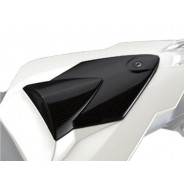 BMW Seat Crowl Set in Saphire Black S1000RR (K46)