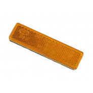 BMW Side Reflector (yellow) for System Pannier R1200R / R1200ST / R1200RT / K1200GT
