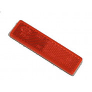 BMW Red Side Reflector for the System Pannier R1200R / R1200ST / R1200RT / K1200GT