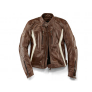BMW DoubleR Motorcycle Jacket Men (Brown)