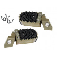 BMW Adjustable Front Footrests Set R1200GS / Adventure (K50/K51)