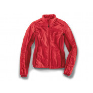 BMW Ride Quilted Jacket Lady (Red)