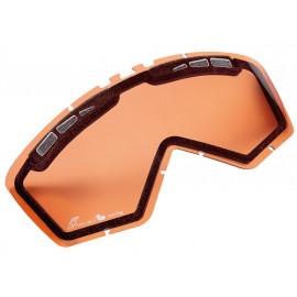 BMW GS Enduro Goggle Motorcycle Helmet Visor (orange)