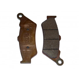 BMW Brake Linings (front / Sinter) F650GS (K72 / R13) F650GS Dakar (R13) HP2 Enduro (K25) F650CS Scarver (K14) G650GS (R13)