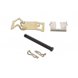 BMW Attachment Kit for Brake Linings (rear / Sinter) R1200GS (K50) R1200GS Adventure (K51) R nineT (K21) F800R (K73) R1200R (K53) R1200RS (K54) R1200RT (K52)