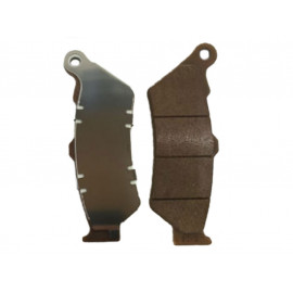 BMW Brake Linings (rear / Sinter) R1200GS (K50) R1200GS Adventure (K51) F800R (K73) R1200R (K53) R1200RS (K54) R1200RT (K52)
