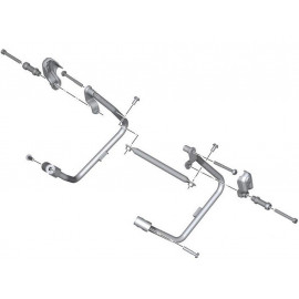 BMW Motorcycle Pannier Rack for Touring Panniers S1000XR (K49)