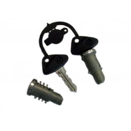 BMW Key Lock Set for Top Case G650GS (R13) F650GS (R13) F650GS Dakar (R13)