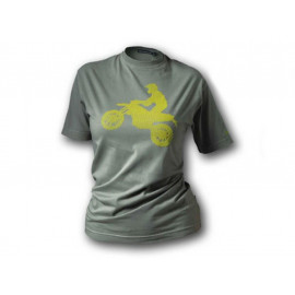 BMW Jump 2 T-Shirt Lady (grey)
