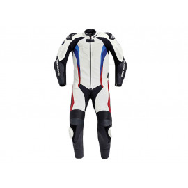 BMW Leather Suit ProRace Men (white / black / red / blue)