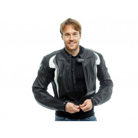 BMW Start Motorcycle Jacket Men (black/grey)