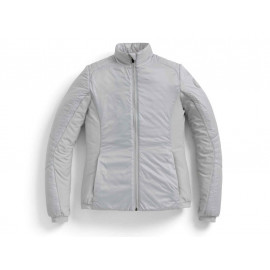 BMW Quilted Jacket Ride Women (silver)