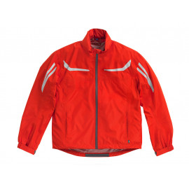 BMW RainLock Rain Jacket (red)