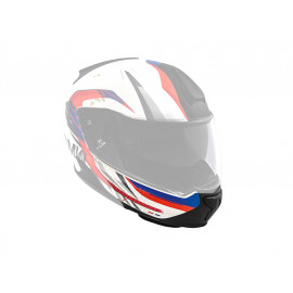 BMW Chin part moto System 7 Helmet