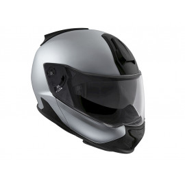 BMW System 7 Full Face Helmet (silver metallic)