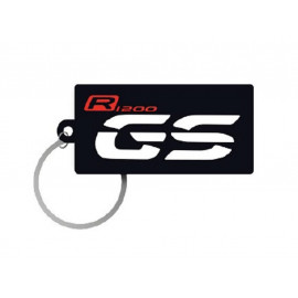 BMW R1200GS Key Ring (black / white)