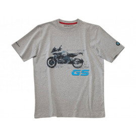 BMW R1200GS T-Shirt Men (grey)