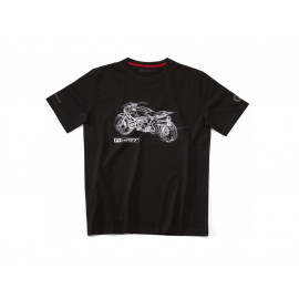 BMW R nine T Scrambler T-Shirt Men (black)