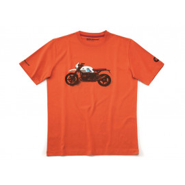 BMW R nine T Urban G/S T-Shirt Men (red)