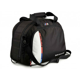 BMW Helmet Bag Motorsport (black / white / red / blue)