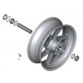 BMW Forged Rear Wheel without attachment parts S1000XR (K49)