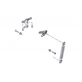 BMW Mouting parts Main Stand Set F900R (2020-)