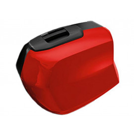 BMW Motorcycle Pannier Touring (left side / Racing Red) S1000XR (K49)