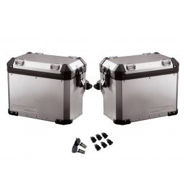 BMW Motorcycle Pannier Set Aluminium R1200GS Adventure (2006-2013)