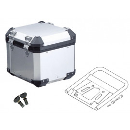 BMW Top Case Set (Aluminium) F650GS (K72) F700GS (K70) F800GS (K72) F800GS Adventure (K75)