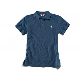 BMW Logo Polo Shirt Men (Blue)