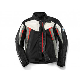 BMW Race Motorcycle Jacket Unisex (black / red)