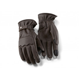 BMW Rockster Motorcycle Gloves Men (Brown)