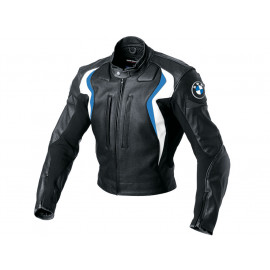 BMW Start Motorcycle Jacket Men (black/blue)