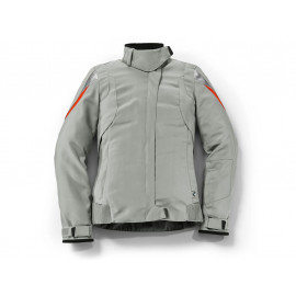 BMW TourShell Motorcycle Jacket Lady (Grey)