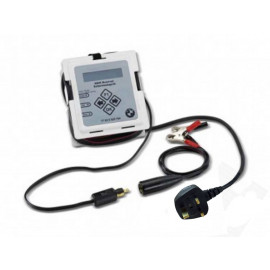BMW Battery Charger (CAN bus compatible / with UK (GREAT BRITAIN) suitable plug)