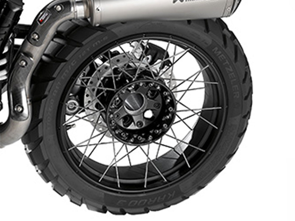 BMW Cross-spoked wheels (rear) R NineT Scrambler (K23) | buy