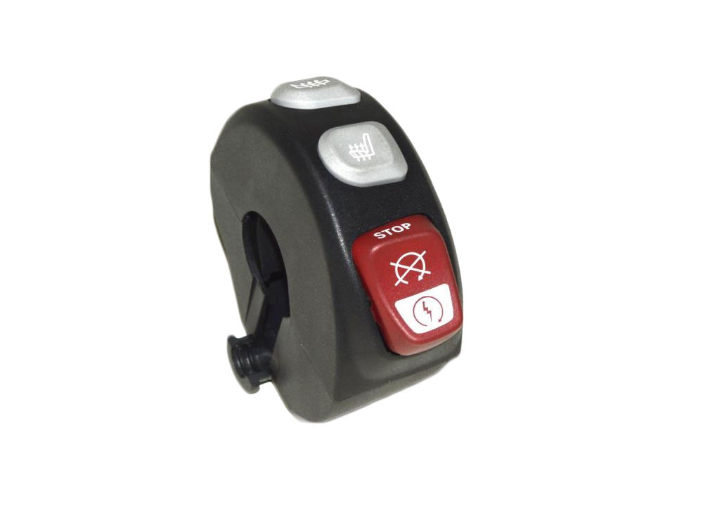 Bmw Combination Switch For Heated Grips And Seat C600  650