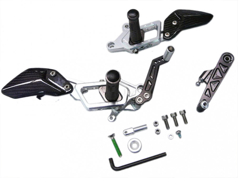 Bmw Hp Footrests K1300s K1300r Buy Cheap 71 60 7 714 385