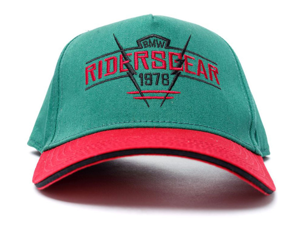 BMW Roadster Cap Unisex (green / red)
