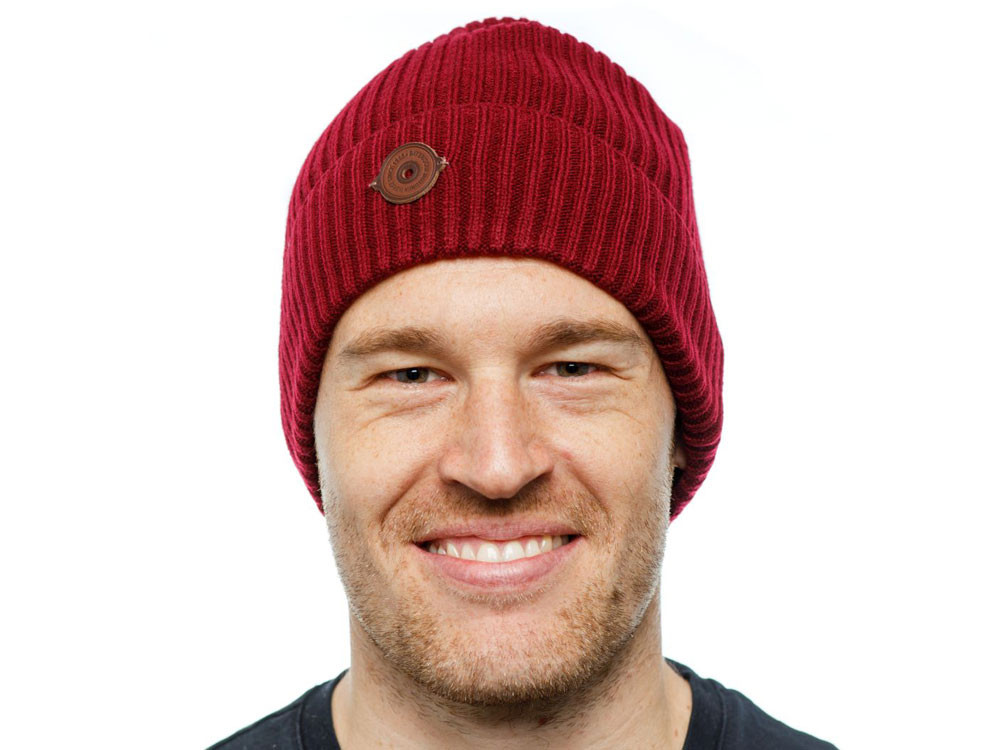 BMW Roadster Beanie (red)